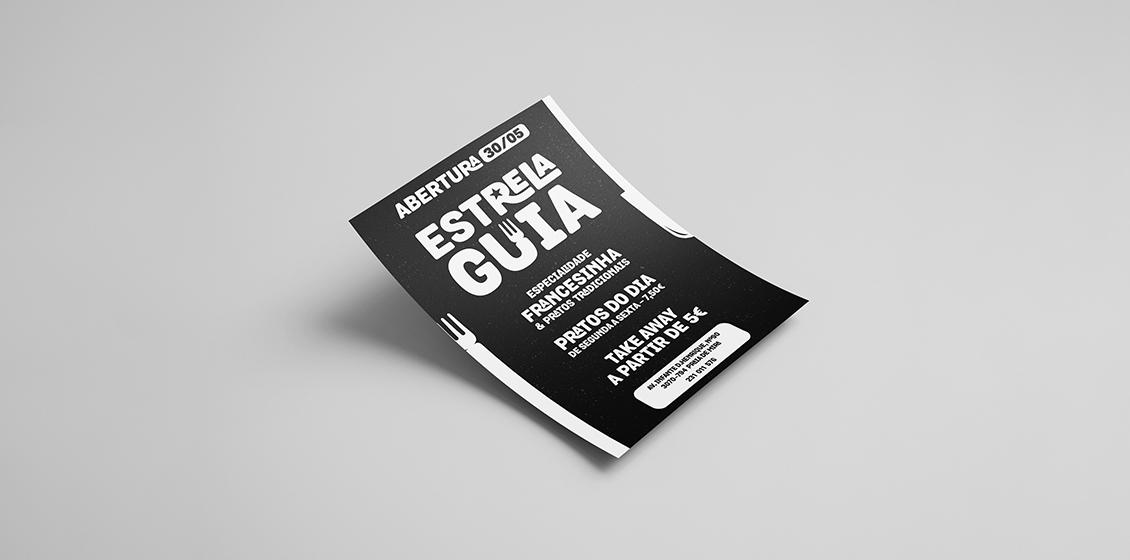 Estrela Guia Flyer