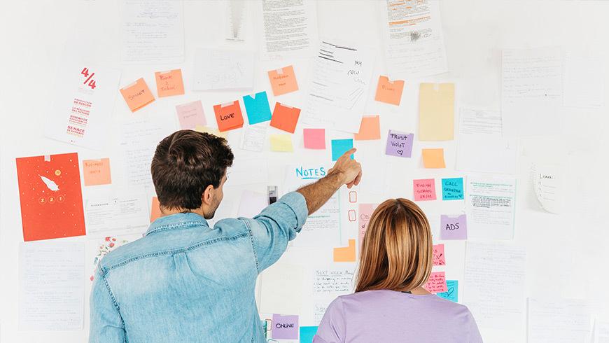 As 5 ações-chave que devem fazer parte de uma estratégia digital.