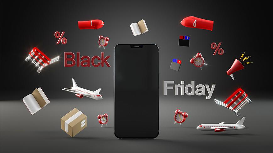 Black Friday e Cyber Monday: oportunidades bombásticas para a tua empresa