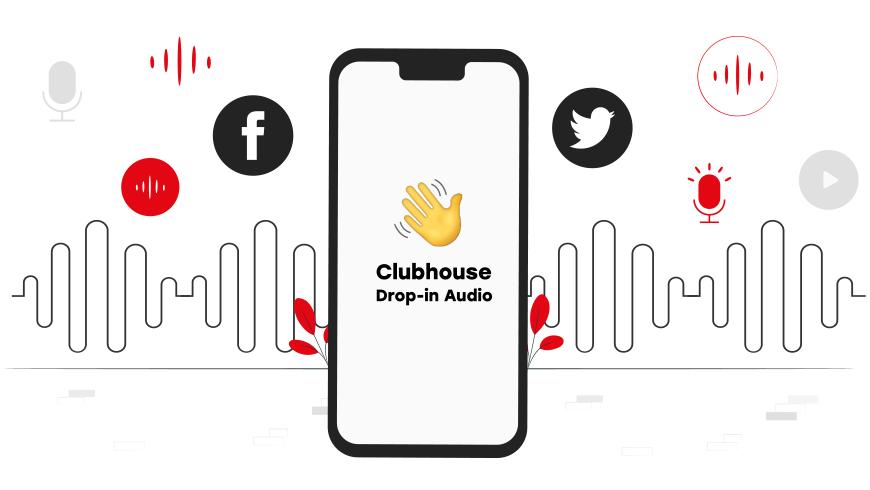 Sucesso do ChubHouse leva Twitter e Facebook a desenvolver clones?